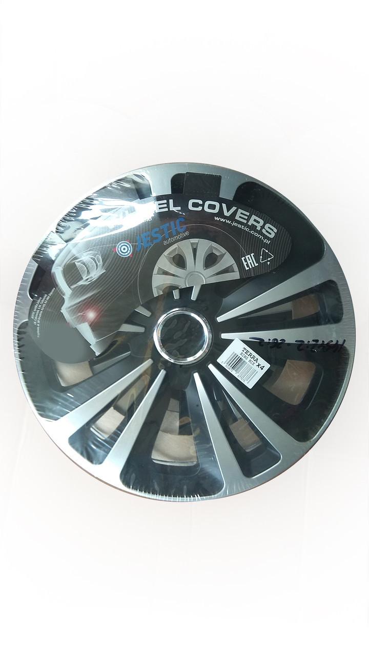Колпаки колесные Terra Ring Mix R14