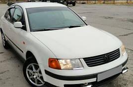 Ветровики, дефлекторы окон Volkswagen Passat B5 sedan 1997-2001-2005 'ANV-Air'