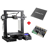 Индивидуальная версия Creality 3D® Ender-3X Pro / Ender-3Xs Pro V-слот Prusa I3 3D-принтер Размер печати 220x220x250 мм с магнитной съемной наклейкой