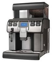 Профессиональная кофемашина Saeco Aulika Mid black восстановленные