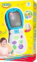 Музичний телефон Bebelino з дзеркалом (57112)