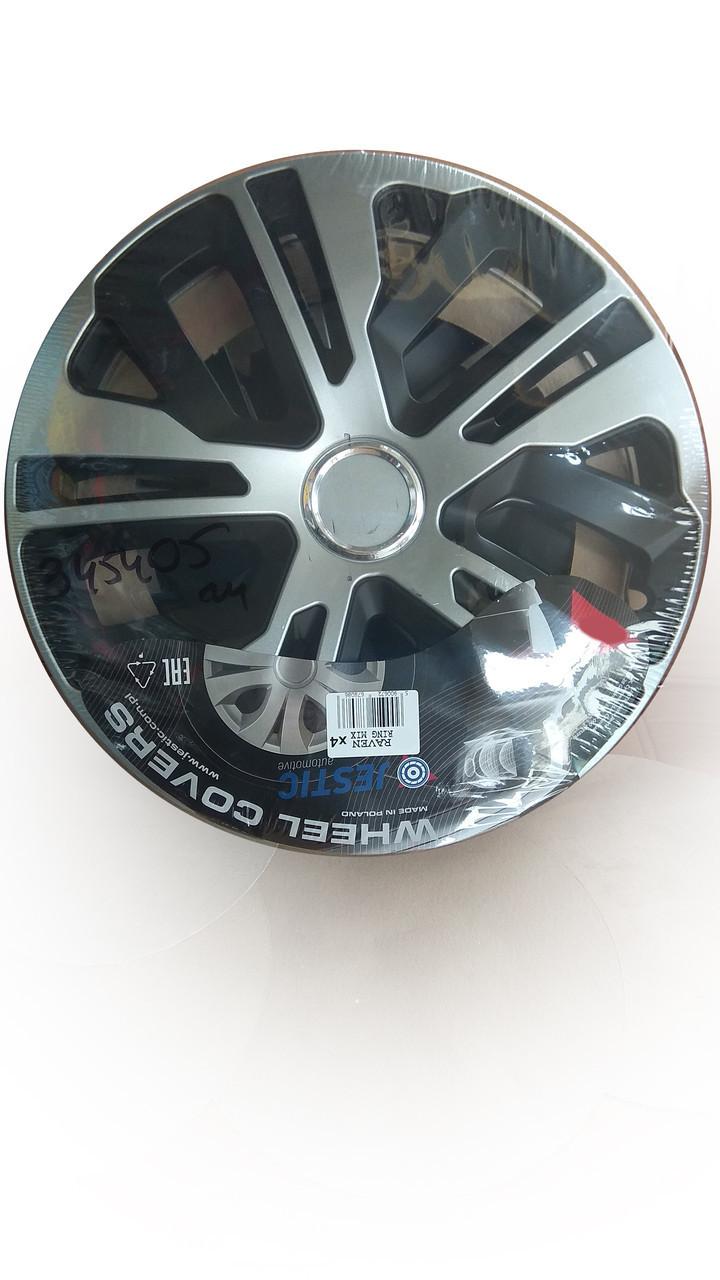 Колпаки колесные Raven Ring Mix R15