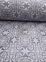 Льняная скатертная ткань (шир. 160 см), фото 1