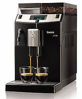 Профессиональная кофемашина Saeco Lirika Black восстановленные