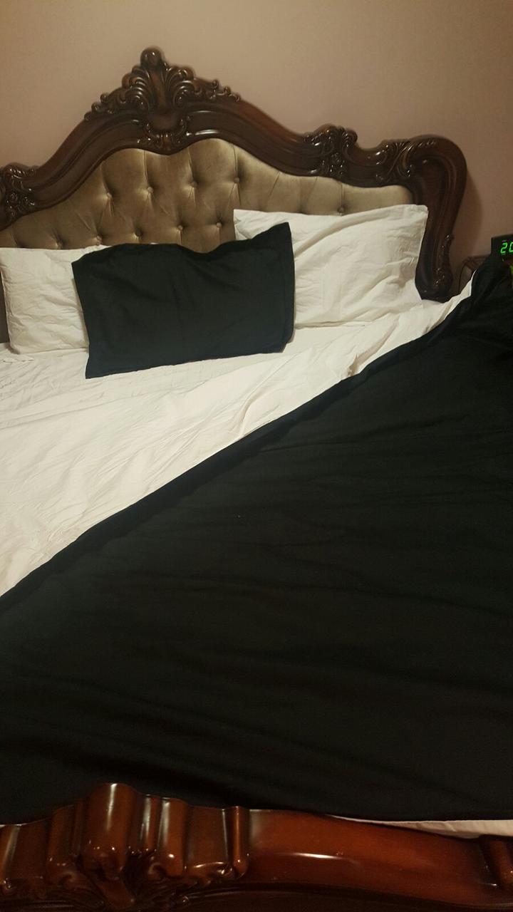 Однотонное постельное бельё Турция