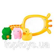 Іграшка для ванни BeBeLino Риболовля з сачком Жирафом (58116)