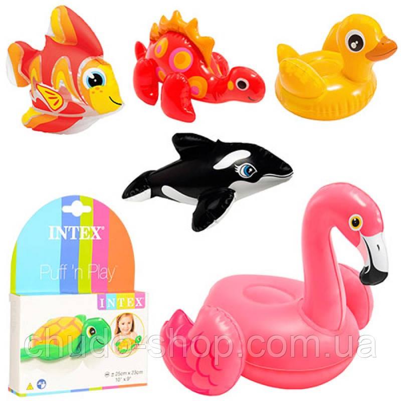 Детская надувная игрушка Intex 58590