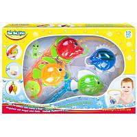 Іграшка для купання BeBeLino Риболовля з вудкою і сачком (58077)