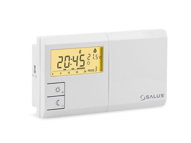 Недельный терморегулятор - Salus 091FLv2