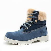 Дитячі зимові черевики DW 7794-17NU