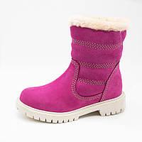 Дитячі зимові чоботи DW 7796-80NU