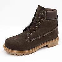 Чоловічі зимові черевики DW 7506-02NUW