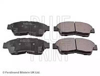 Комплект тормозных колодок, дисковый тормоз ADT34285 BLUE PRINT