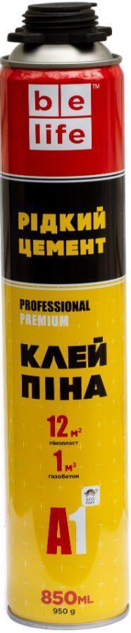 Профессиональная клей-пена Pro-FС950 (ЖИДКИЙ ЦЕМЕНТ)