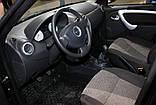 Авто чехлы Lada Largus 2012- 7 мест (раздельная) Nika, фото 2