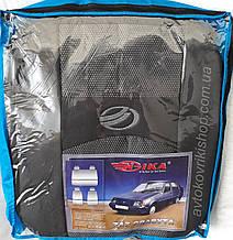 Чехлы на сидения ЗАЗ Славута (тёмно-серый) COPER Nika