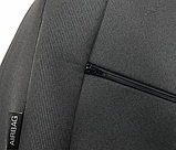 Авточехлы Datsun on-DO 2014- з/сп (раздельная) COPER Nika, фото 3