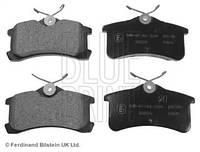 Комплект тормозных колодок, дисковый тормоз ADT342115 BLUE PRINT