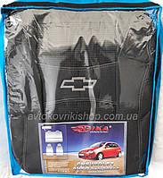 Автомобильные чехлы Chevrolet Aveo 2002-2011 HB Nika, фото 1