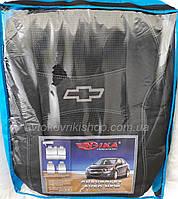 Автомобильные чехлы Chevrolet Aveo 2011- Nika, фото 1
