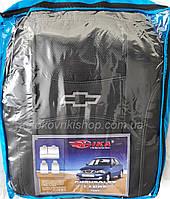 Автомобильные чехлы Chevrolet Lanos 1997- Nika, фото 1