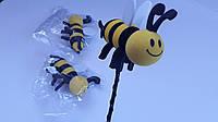 Наконечник пчела шмель игрушка для автомобильной антенны на шток антенны, фото 1
