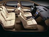 Автомобільні чохли на Ford Mondeo MK IV 2007-2013 Nika, фото 8