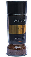 Кофе растворимый Davidoff Fine Aroma 100 г в стеклянной банке (368)