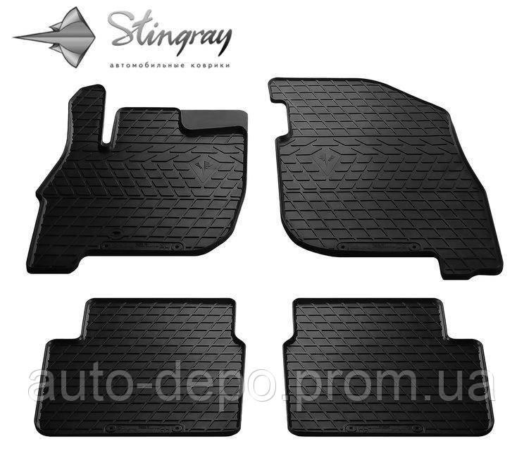 Автомобільні килимки для Mitsubishi Galant IX 2003 - Stingray