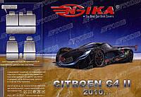 Авточехлы Citroen C 4 II 2010- Nika, фото 1