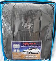 Авточехлы Hyundai Accent MC 2006-2010 Nika, фото 1
