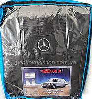 Авточехлы Mercedes W123 1976-1984 Nika, фото 1