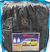 Авточехлы Mercedes Vito I W638 1+1 1996 - 2003 Nika, фото 1