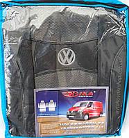 Авточехлы Volkswagen T5 1+1 2003- Nika, фото 1