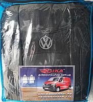 Авточехлы Volkswagen T5 1+1 2003- (4 подлокотника) Nika, фото 1