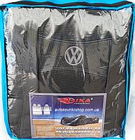 Авточехлы Volkswagen T5 1+2 2003- (2 подлокотника) Nika, фото 1