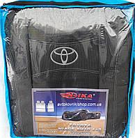 Авточехлы Toyota Hiace XH 10 1+2 1995-2008 Nika, фото 1