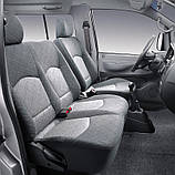Авточехлы Hyundai H-1 1+2 2008- Nika, фото 2
