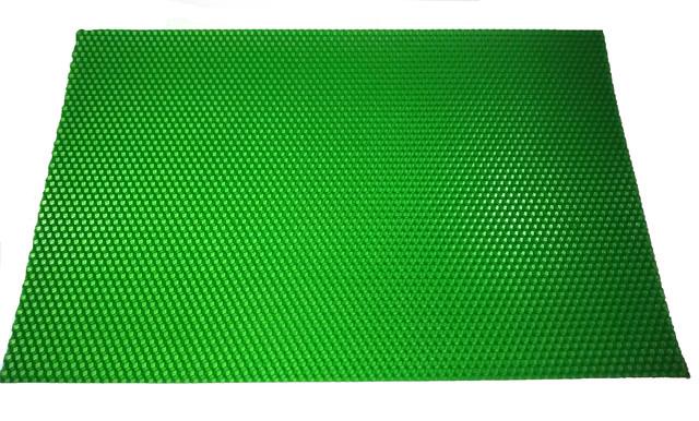 Цветная вощина зеленая. Цена за лист 20х26см от производителя апимаг апімаг apimag