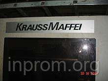 Термопластавтомат KRAUSS MAFFEI