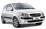 Авточехлы Hyundai Getz 2002-2011 з/сп (раздельная) Nika, фото 7