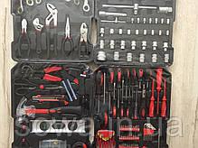 ✔️ Набор ключей LEX 186CC-2  186шт | C45 инструментальная сталь и Cr-V (хром-ванадый), фото 3