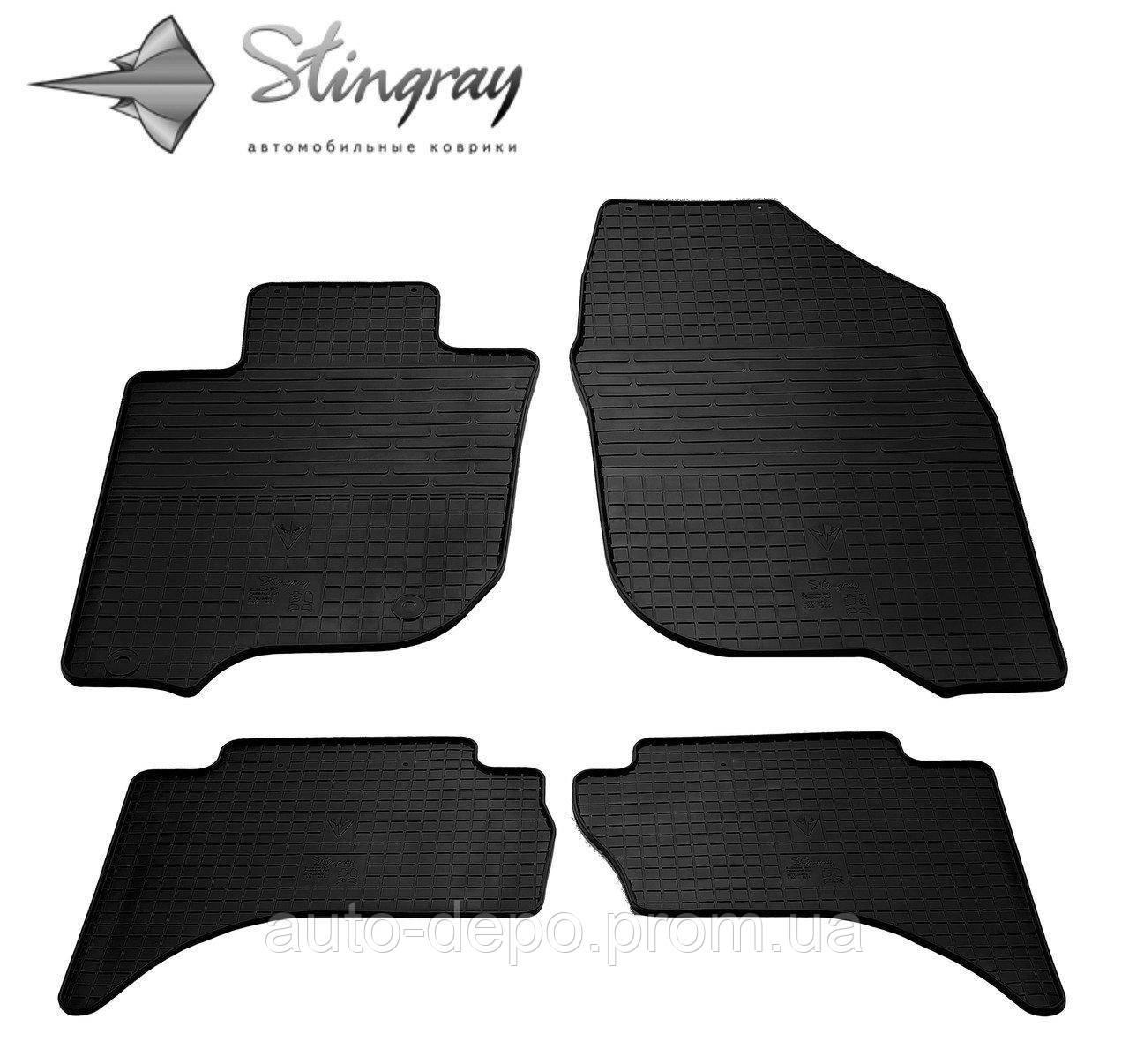 Автомобильные коврики для Mitsubishi L200 2015- Stingray5