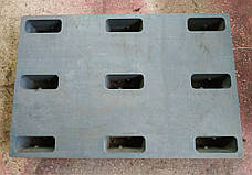 Б/у Пластиковый поддон на ножках Kiga K2 1200x800x140мм, фото 2