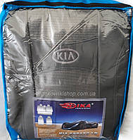 Авточехлы Kia Cerato LD 2003-2009 Nika