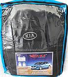 Авточохли Kia Rio III 2011- (sedan) Nika, фото 2