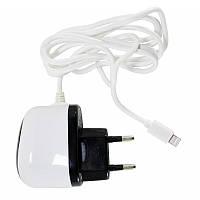 Сетевое зарядное устройство PowerPlant (1xLightning 1A) White (DV00DV5040)