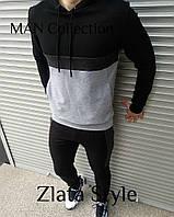 Костюм мужской спортивный, штаны и толстовка, фото 1