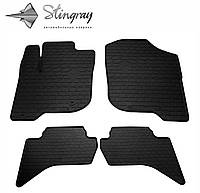 Автомобильные коврики для Mitsubishi L200 (european version) 2007-2015 Stingray