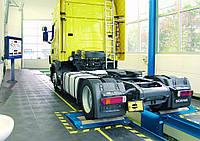 Установка тензодатчиков на тормозные стенды для грузовых автомобилей, фото 1